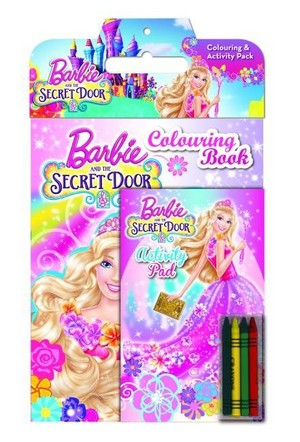 Barbie and the secret door new buku
