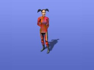 claudia in the sims 2