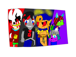 creepypasta group