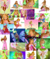 flora is cute - winx-club-flora photo
