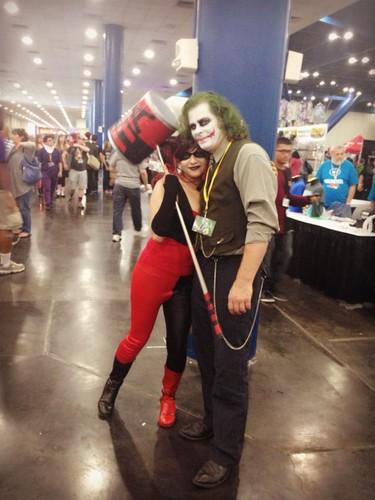 Harley quinn и joker