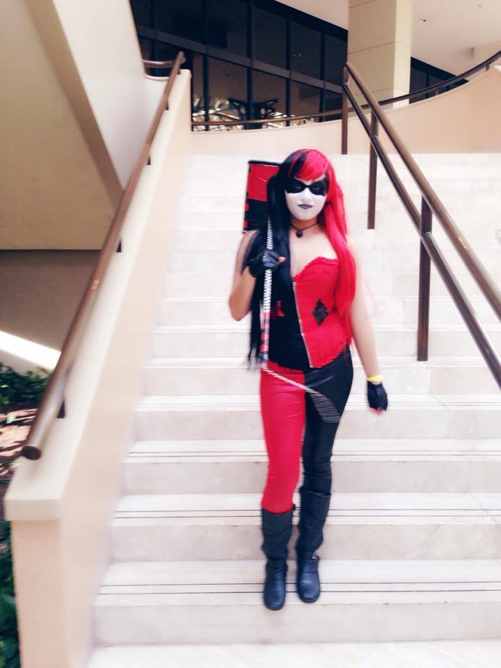 harley quinn new 52 cosplay - Harley Quinn Photo (37469476 ...
