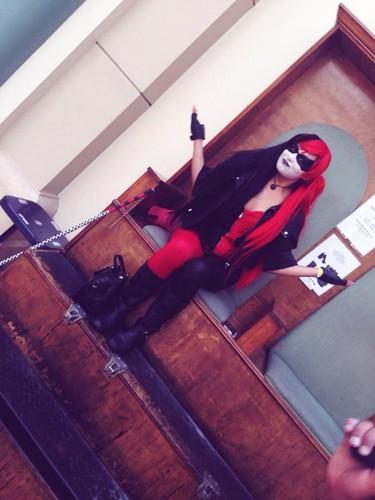 Harley Quinn wallpaper called harley quinn new 52 cosplay