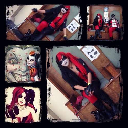 Harley Quinn images harley quinn new 52 cosplay HD ...