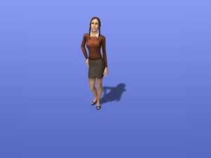 mary anne in the sims 2