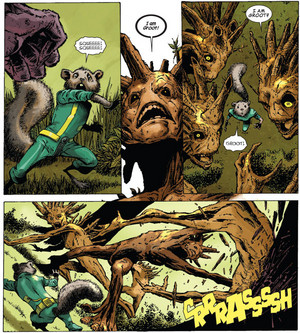 mais than one groot