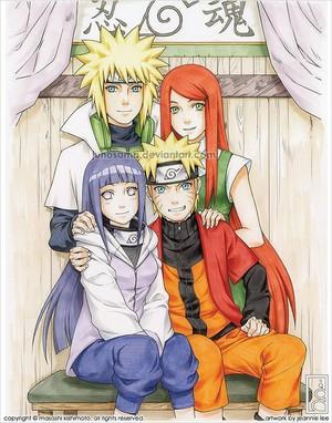 火影忍者 family
