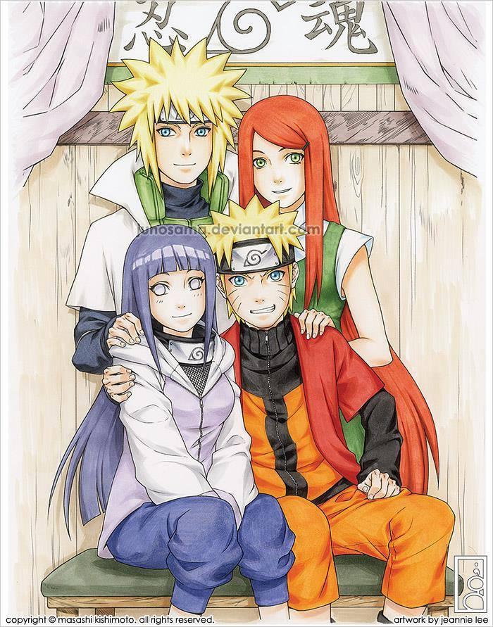 Naruto hinata Naruto Naruhina