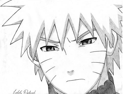 Naruto Uzumaki (shippuuden) fond d'écran titled Naruto uzumaki