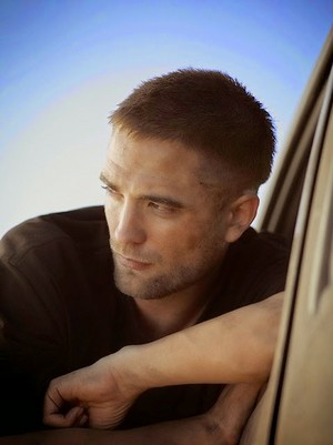 new still from The Rover
