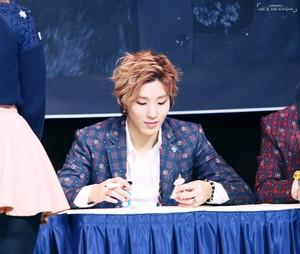 140322 Fansign in Daegu