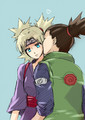 Shikamaru Nara Nara and Temari