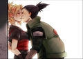 Shikamaru Nara and Temari