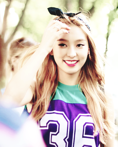 SISTAR (씨스타) wallpaper called    Yoon Bora