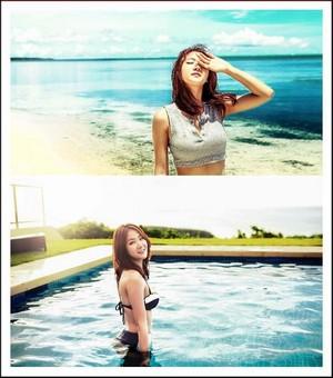 SISTAR SoYu teaser image for ''I Swear''