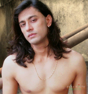 young-rajkumar-shirtless-male-model-with-long-dark-hair-2014-photo-session