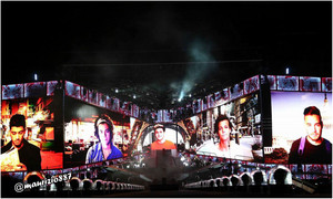one direction,WWATour ,2014