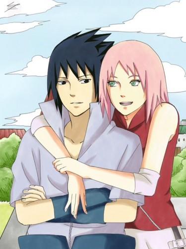 sasuke y sakura imágenes sasuke sakura HD fondo de pantalla and ...