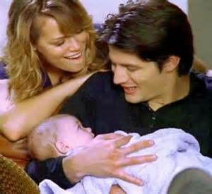 Naley wallpaper probably with a neonate titled scott family