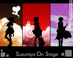 suzumiya on atage