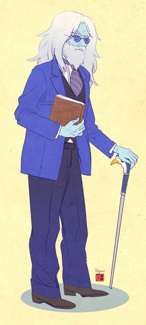 professor Ice King