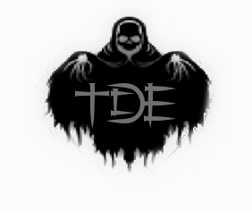 the TDE {The Death Empire} logo