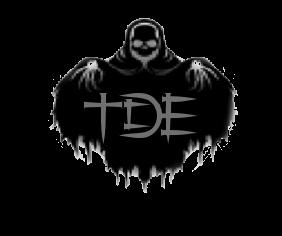 the TDE logo