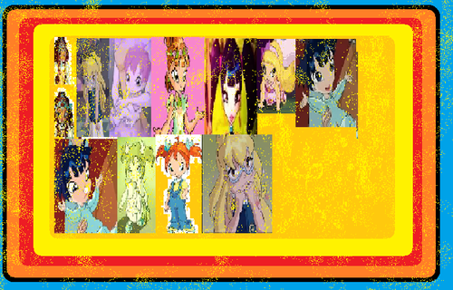 Winxclub! 壁紙 probably containing アニメ called winx as kid 2