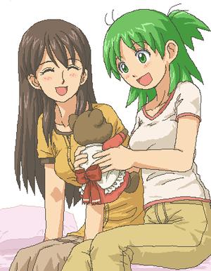 yotsuba and ena