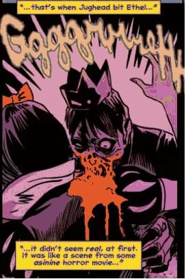 zombie jughead