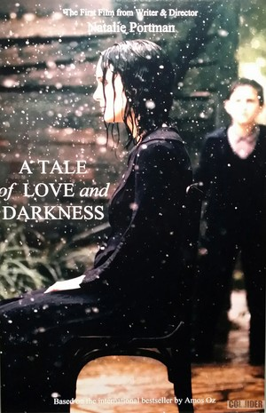 """A Tale Of l'amour And Darkness"" Promo Poster"