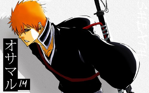 animê bleach wallpaper titled ººB l e a c hºº