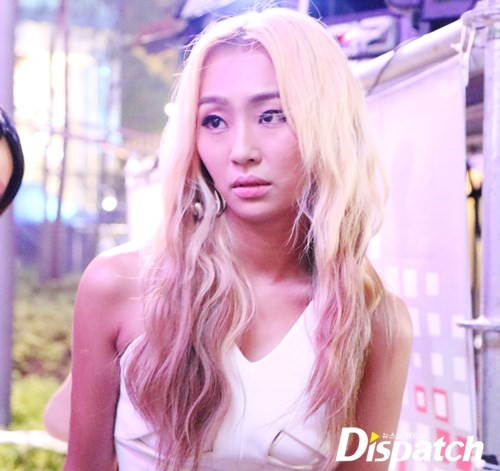 Hyorin Singer Bts Hyorin on i am a Singer