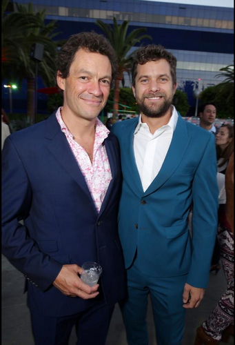 The Affair (2014 TV Series) wolpeyper containing a business suit and a suit called CBS TCA party