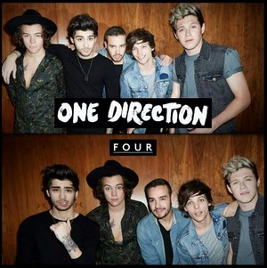 F.O.U.R - Album Cover