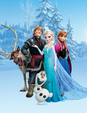 """Frozen Fever,"" a new animated short that will premiere in 2015"