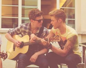 Joel and Ryan