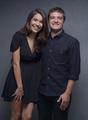 Josh Hutcherson and Claudia Traisac at TIFF
