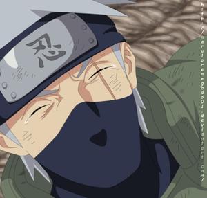 *Kakashi : Im proud of You*
