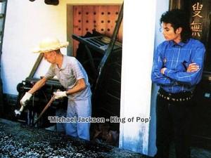 ♫ ♩ ♬ MICHAEL ♬ ♩ ♫
