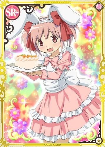 Mahou Shoujo Madoka Magica Hintergrund with Anime titled ~Madoka-san~
