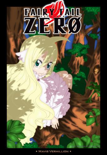 mavis vermillion fairy tail
