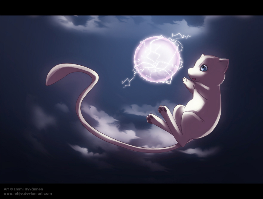 Mew (pokemon) images ****Mew**** HD wallpaper and ...