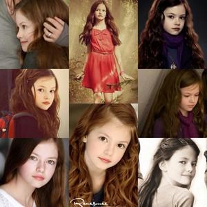 ♥ Renesmee Carlie Cullen ♥