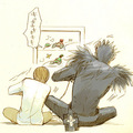 Ryuk and Kira - death-note photo