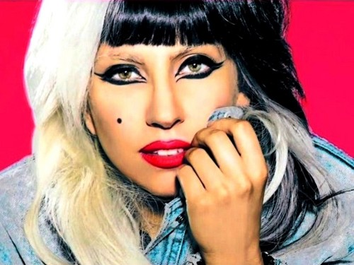 Lady Gaga karatasi la kupamba ukuta titled [SNL wallpaper]