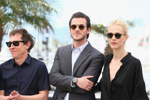 'Saint Laurent' Photocall - 67th Annual Cannes Film Festival