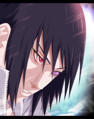 *Sasuke's Revolution*