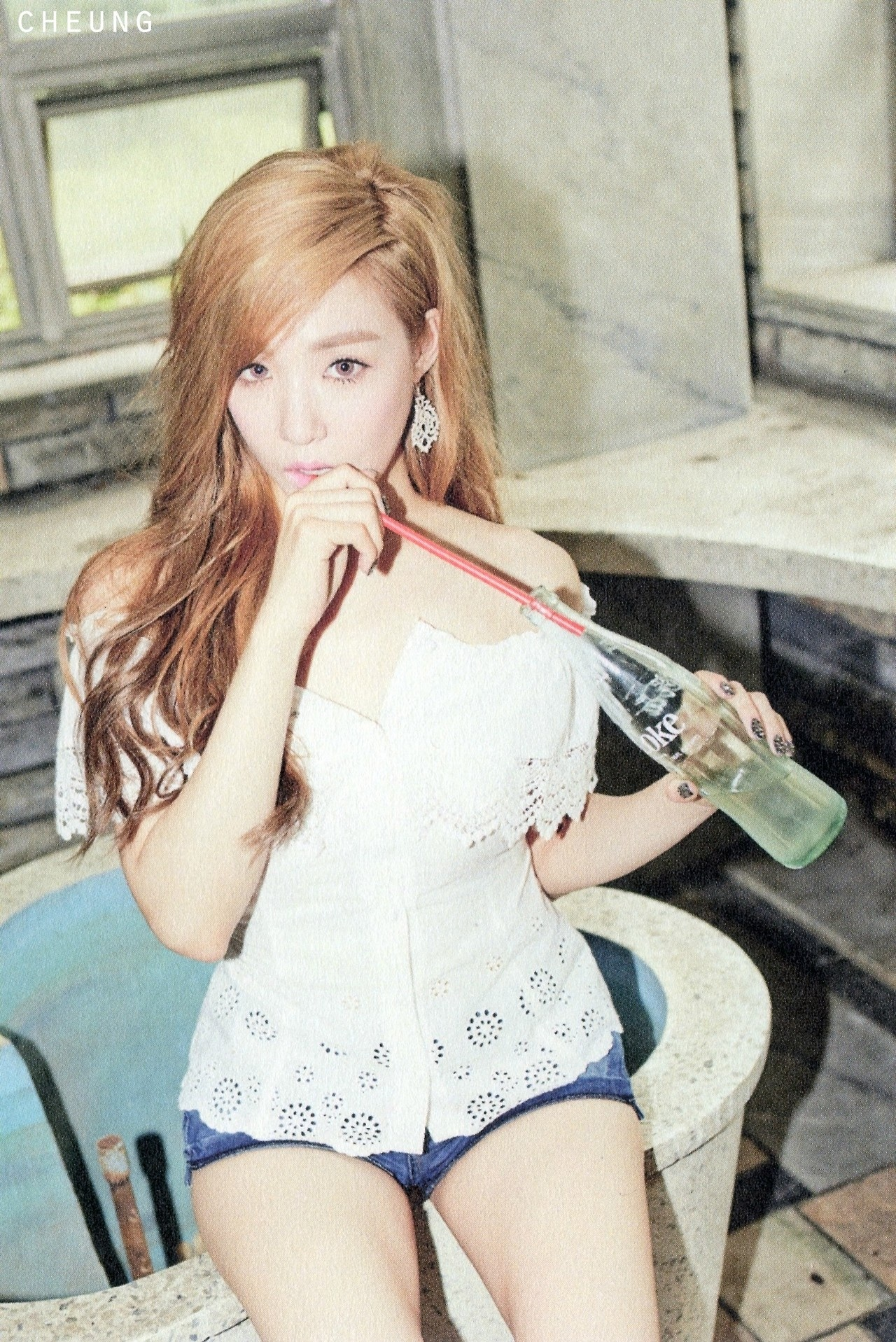 scans tiffany quothollerquot photobook taetiseo photo