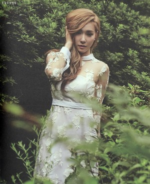 "[Scans] Tiffany ""Holler"" photobook"